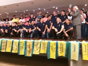 D. Angélico com mais de 50 Seminaristas