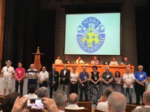 Posse da nova diretoria no Seminário Sto. Afonso-WA0031
